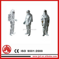 1000 degrees radiation proof Aluminized Fire fighting Suit from factory