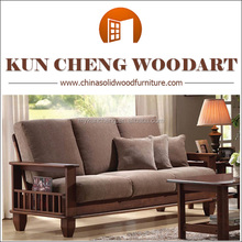 Brazil World Cup/Solid Beech Wood Sofa hot sale in South America