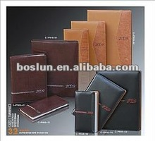 Hotsale promotional note book
