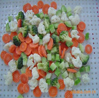 winter mixed vegetables