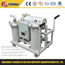 YL Portable oil Filtration Plant,Oil Purification Machine for remove particles from Hydraulic oil,gear oil