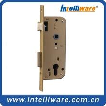 Art.1k617 chine fournisseur serrures de poignée de porte avec GP couleur
