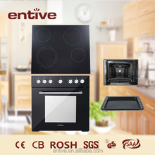 energy saving free standing pizza oven for big family