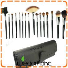 cylinder makeup brush case, silicone makeup brush, single makeup brush