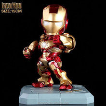 2015 New iron-man figure for iron-man anime action figure