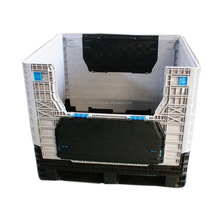 Plastic Folding Bulk Containers Store And Transport Various Items Safely And Securely
