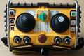 F24-60 control remoto inalámbrico / puente grúa mandos a distancia / hidráulica control de joystick