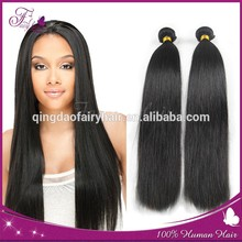 Most popular Beautiful Can Be Dyed Virgin Indian Hair Straight hair extension Temple Virgin Indian Hair Bundles