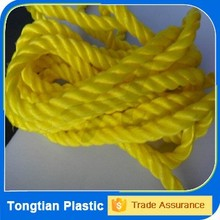 High strength professionally produce plastic pp rope