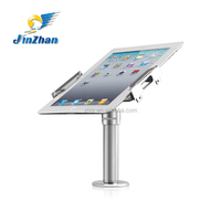 2015 top sales android tablet counter stand for ipad kiosk, display stand for tablet pc