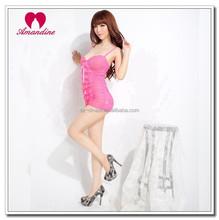 Pink sexy lingerie dress teen girls sexy lingerie hot dress babydoll sexy teen girls lingerie picture
