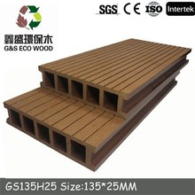 water resistance wpc flooring. High quality, CE .SGS certificate, grooved deck / for outdoorwood plastic composite wpc board