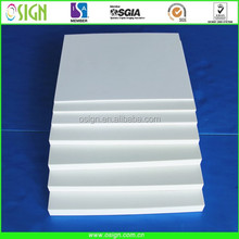(Factory price) 2015 Osign good printing foam pvc sheet