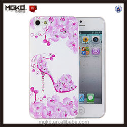Pink pretty 2015 cell phone case wholesale for iphon 6/girls