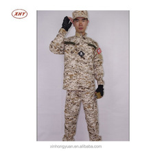 Hot sale military combat army desert CP camo man uniforms clothing supply