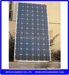 The lowest mono 280watts solar panel price