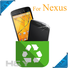 All tested by motherboard high quality original repair lcd parts service for lg google nexus 4 5 6 e960 replacement