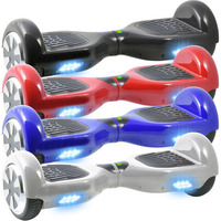 New products 2016 two wheels self balancing electric scooter 2 wheel self balance scooter CE/ FCC/ROHS approved