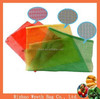 hdpe knitted plastic mesh packing bag roll wholesale