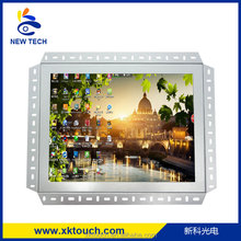 32 inch 16:9 format touch screen monitor with metal bezel