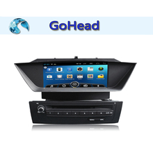 For BMW X1 Android 4.4 Car DVD Player with Touch Screen Stereo USB 3g Wifi FM Games