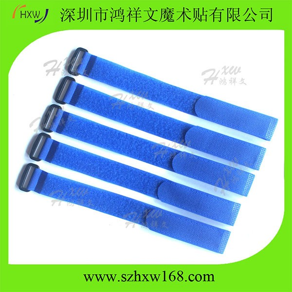 200mm x 20mm Organizer Fastener Hook and Loop Strap Cable Tie