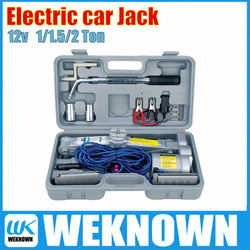 12v electric car jack TUV/UL certification
