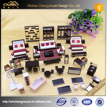 new antique style living room Furniture Set Model for house layout