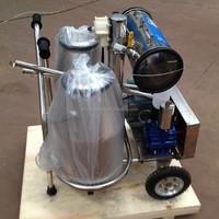 Stainless Steel Frame Vacuum Pump Milk Milking Machine