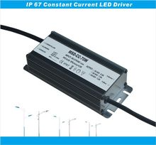 70w water- proof LED driver outdoor use IP67 constant current led power supply with CE and RoHS certification