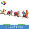 Best Quality Amusement Park Electric Toys Safety Outdoor Amusement Park Electric Toy Train Sets