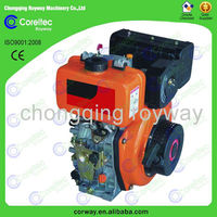 small diesel engine with 4 stroke air cooling single cylinder aluminum diesel engines