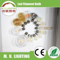 Widely used led filament bulb C35 C35S COB LED light bulb for decoration