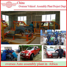 Pickup Truck Caps And Other Pickup Parts Assembly Technology Service
