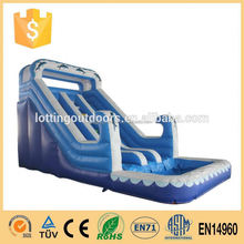 Dolphin inflatable rubber bladder china for Sale/cheap inflatable water slides prices