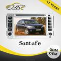 für hyundai santafe auto dvd gps mavigation System gebaut bluetooth mit rückfahrkamera