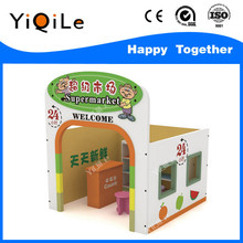TOP New wooden house toys for children