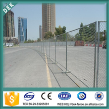 Hot 4.0mm Wire Construction Temporary Fence Panel