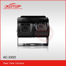 Hot!!!1/3 Sharp CCD 170 Degree Wide Lens Night Vision car multi view camera