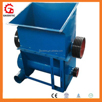 GEC-150 waste plastic crusher machine granule extruder machine from plastic film