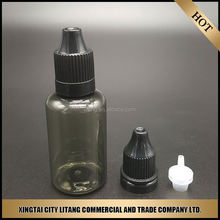 Alibaba in Ireland 10ml pet black plastic bottle making machine price for pink ejuice bottle with childproof cap