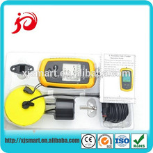 Portable visual fish finder gps with LCD display screen