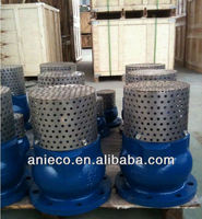 cast iron water pump foot valve