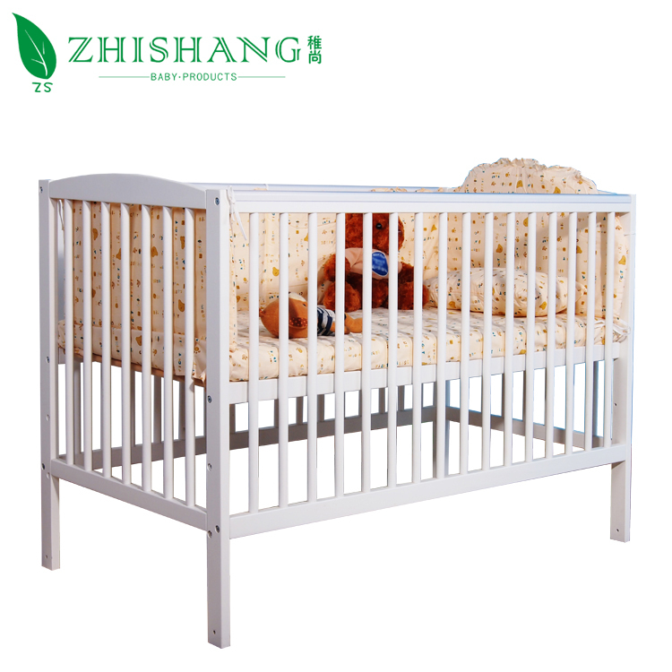 Baby Furniture Baby Bed Wooden Baby Cribs Buy Solid Wood