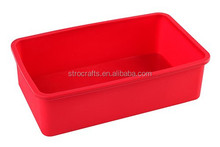 Customized Food grade Silicone loaf pan with FDA/SGS/LFGB Certificate