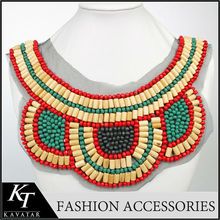 New arts and crafts luxury neck design of blouse