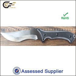 Fantasy 420 HC Stainless Steel Fixed Blade Combat Knife