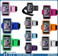For iPhone 6 Armband, New Neoprene Sport Armband for iPhone 6 Plus