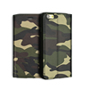 Camouflage stander Leather case Manufacturers wallet cell phone case cover for iphone6 plus with Sleeping function