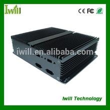 Mini itx IBOX200 aluminum computer case 2015